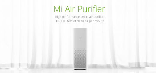 Mi air purifier review