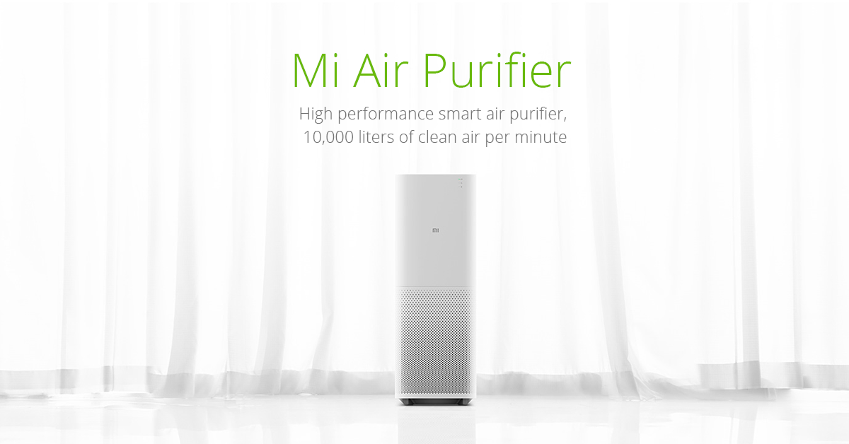 Mi air purifier review