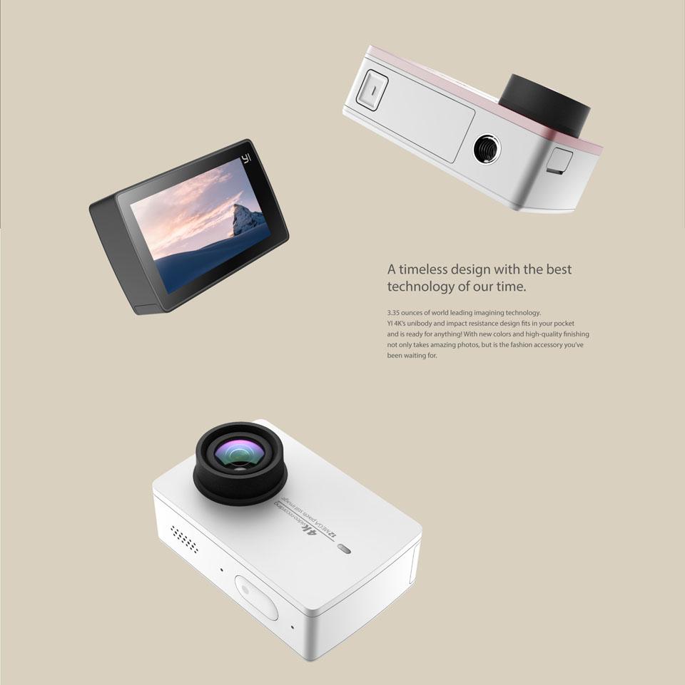 Xiaomi Yi 4k Camera 2 kopen