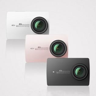 Xiaomi Yi 4k camera 2 in verschillende kleuren