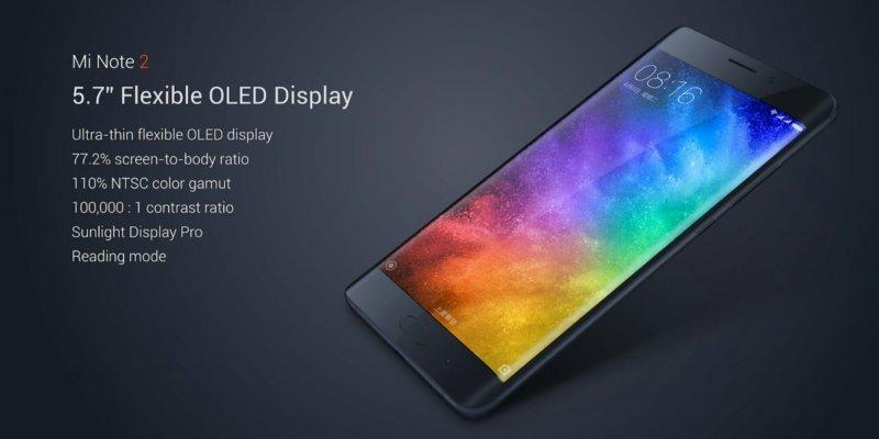 Xiaomi mi 2 note prijs