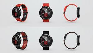 xiaomi amazfit smartwatch review