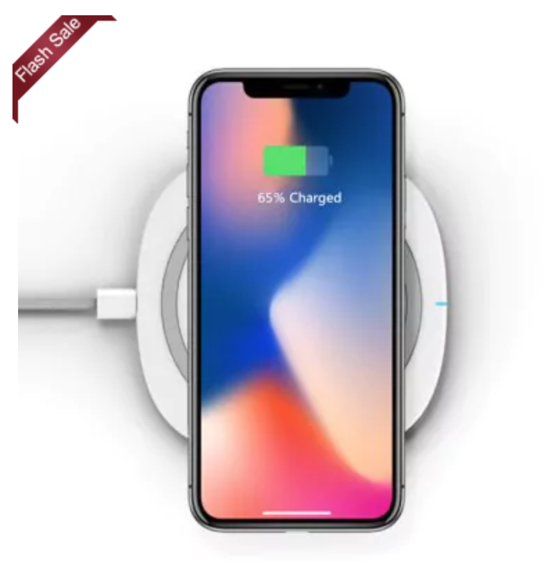 Tochic qi wireless charger