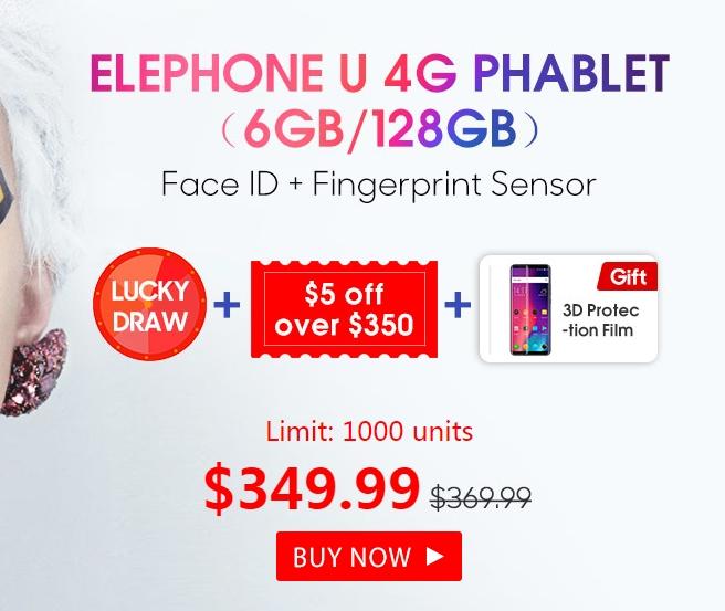 Ulephone U 4G