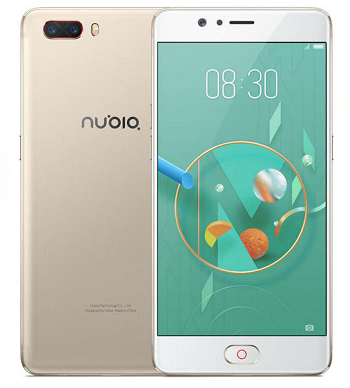 Review Nubia M2 Global