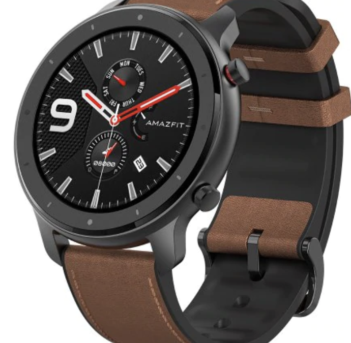 AMAZFIT GTR 47mm Smart Watch promotie!
